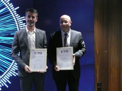 Nanolive co-founder is European CTO of the year