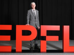 EPFL strengthens its brand identity for its 50th anniversary