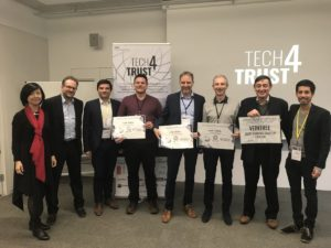 Tech4Trust Recognizes 4 Startups for Their Outstanding Progress