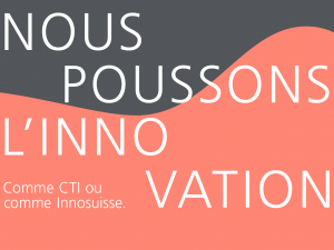 The new Innosuisse trainings have launched
