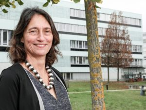 Ursula Oesterle, new EPFL Vice President for Innovation