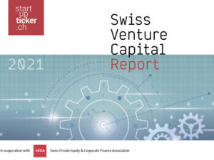 """The """"Swiss Venture Capital Report 2021"""" is out!!"""