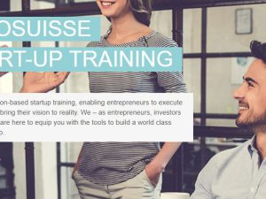 New Innosuisse Start-up Training courses all over Switzerland!