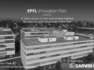 EPFL Innovation Park video series: Nathan J Anderson, CEO at ScanTrust
