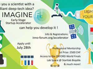 IMAGINE IF! accelerator application deadline
