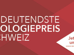 Swiss Technology Award 2018